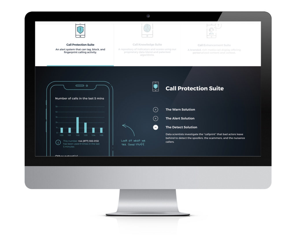 First Orion Website Redesign by Designing North Studios